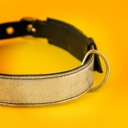 KipraPets_Handmade_Leather_DogCollar_Blue&Silver2
